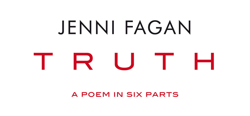 Jenni Fagan - Truth - Tangerine Press