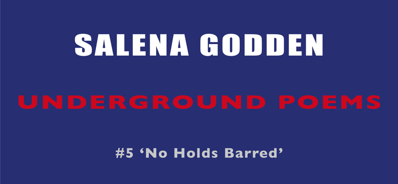 Salena Godden - No Holds Barred -Tangerine Press