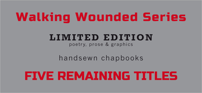 Walking Wounded Series - Tangerine Press